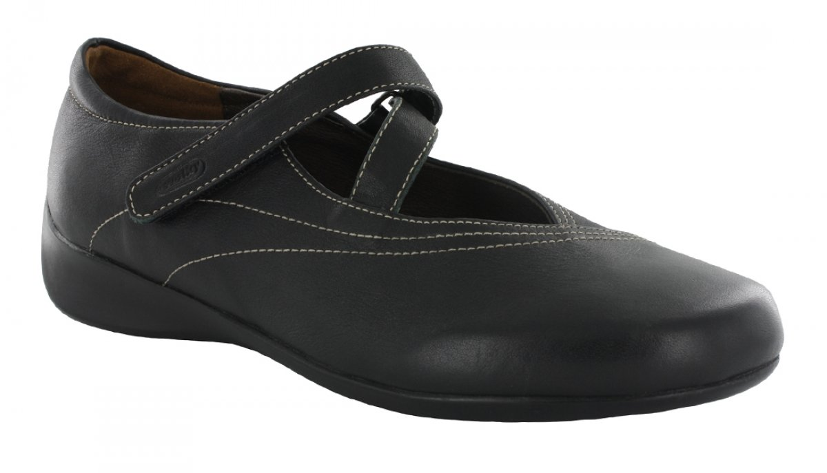 Wolky Comfort Slipons 00350 Passion - 30000 black smooth leather - 36