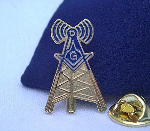 o Ham Club Operator Society Lapel Pin (Club Enamel Pin)