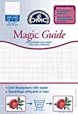 18 Count Magic Guide 20x30 Inches (50x75cm) - Blanc - DC38MG