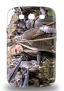 Hot Fashion Design 3D PC Case Cover For Galaxy S3 Protective 3D PC Case American The Lord Of The Rings The Two Towers Fantasy Adventure ( Custom Picture iPhone 6, iPhone 6 PLUS, iPhone 5, iPhone 5S, iPhone 5C, iPhone 4, iPhone 4S,Galaxy S6,Galaxy S5,Galaxy S4,Galaxy S3,Note 3,iPad Mini-Mini 2,iPad Air )