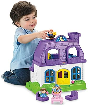 Fisher-price Little People Happy Sounds Home by Fisher Price