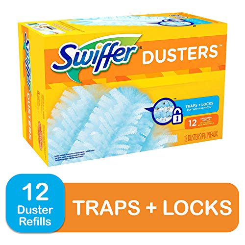 picture of Swiffer 180 Dusters Refills Unscented 12 Count