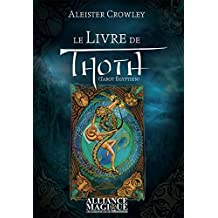 Le Livre de Thoth - Tarot Egyptien (French Edition)