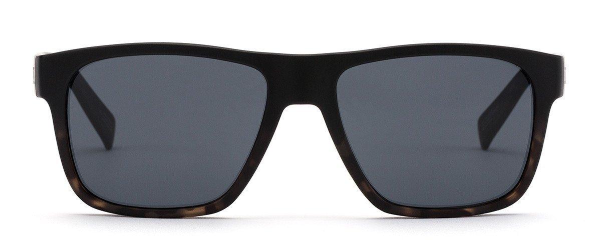 OTIS Eyewear Life On Mars : Matte Black Tort/Grey Polarized Mens Sunglasses