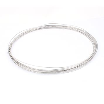 Aexit 10m lang Nichrome Heizelement 17AWG 1,2mm Dia Heizung Draht ...