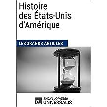 Histoire des États-Unis d'Amérique (French Edition)