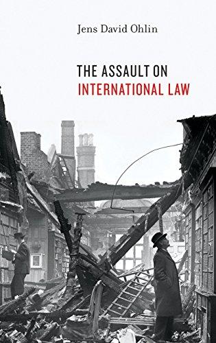 The Assault on International Law