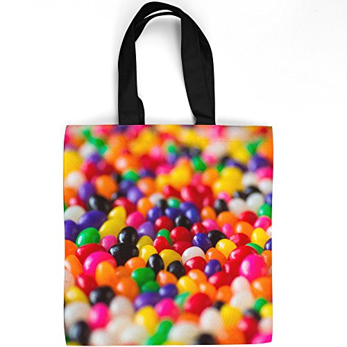 Westlake Art - Sweets Colours - Tote Bag - Picture Photography Shopping Gym Work - 16x16 Inch (D41D8) ()