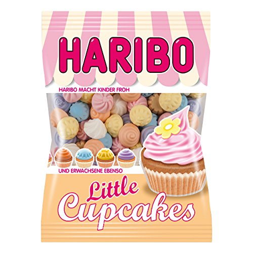 Haribo Little Cupcakes 175g/6.17oz - New 2015