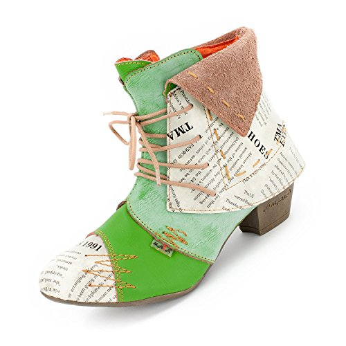 TMA, Sandali donna, Verde (verde), 36