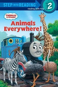 Animals Everywhere! (Thomas & Friends) (Step into Reading) by [Awdry, Rev W.]