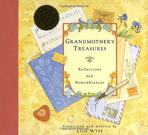 Grandmother's Treasures: Reflections and Remembrances Family Treasures Scrapbooking