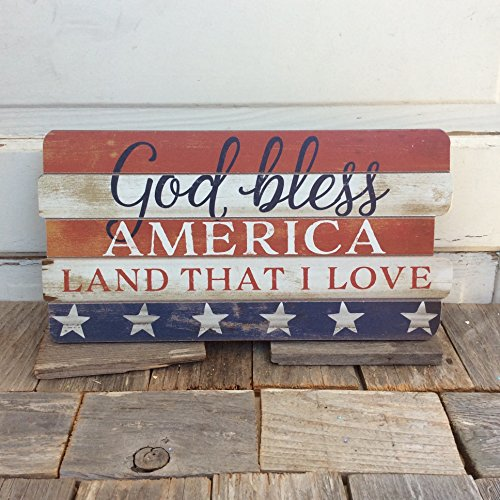 patriotic kitchen decor - 7