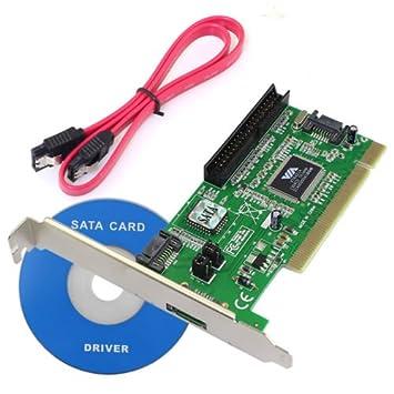 Amazon.com: leadingstar Serial ATA Carte IDE PCI SATA ...