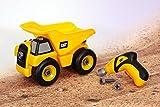 Toy State Caterpillar Construction Take-A-Part Trucks: Dump Truck