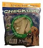 Checkups Dental Dog Treats, 24 Count (48 Oz), Checkups Treats, My Pet Supplies