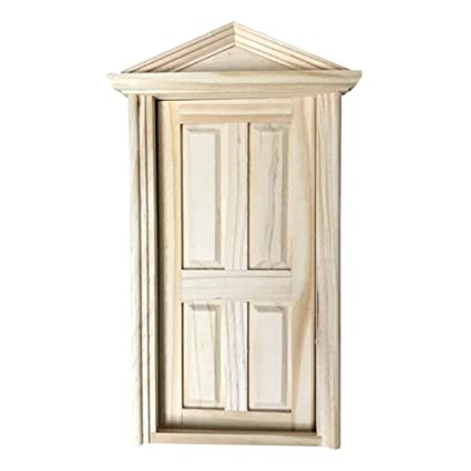 Cool Amazon Com Ruiycltd 1 12Th External Outward Open Wooden Download Free Architecture Designs Scobabritishbridgeorg