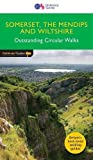 Pathfinder Somerset, The Mendips and Wiltshire Outstanding Circular Walks (Pathfinder Guides) (PF)