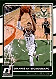 Giannis Antetokounmpo Basketball Cards Assorted (4) Gift Bundle - Milwaukee Bucks Trading Cards