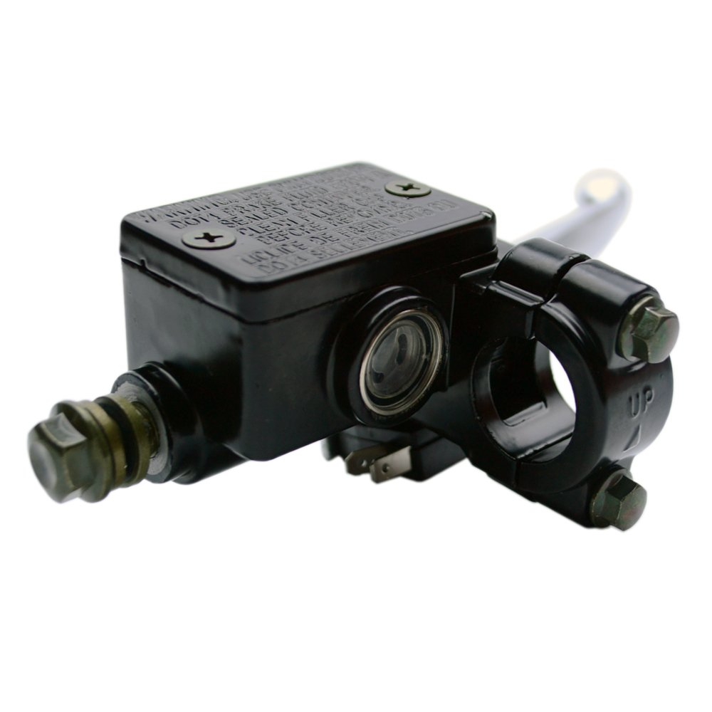 FLYPIG Brake Master Cylinder for Honda XR250 XR500 XR400 XR350 Honda Rebel CMX250 Honda Rebel 250 CMX250CL