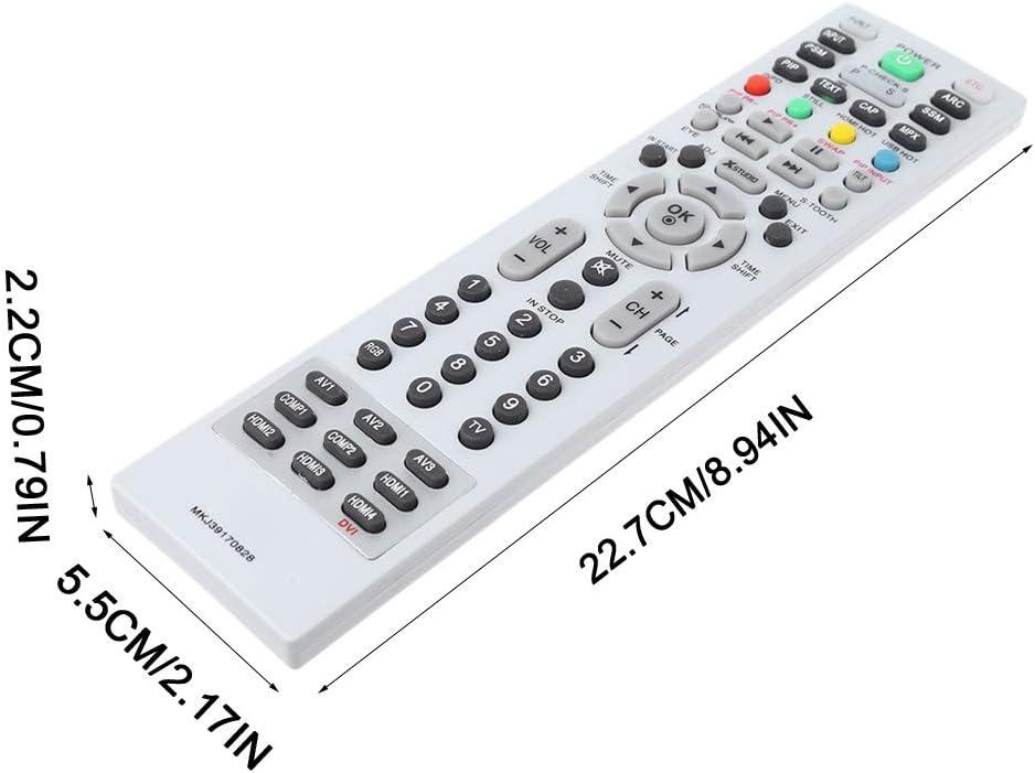 siwetg Ersatzfernseher MKJ39170828 F/ür LCD LED TV DU27FB32C DU-27FB32C