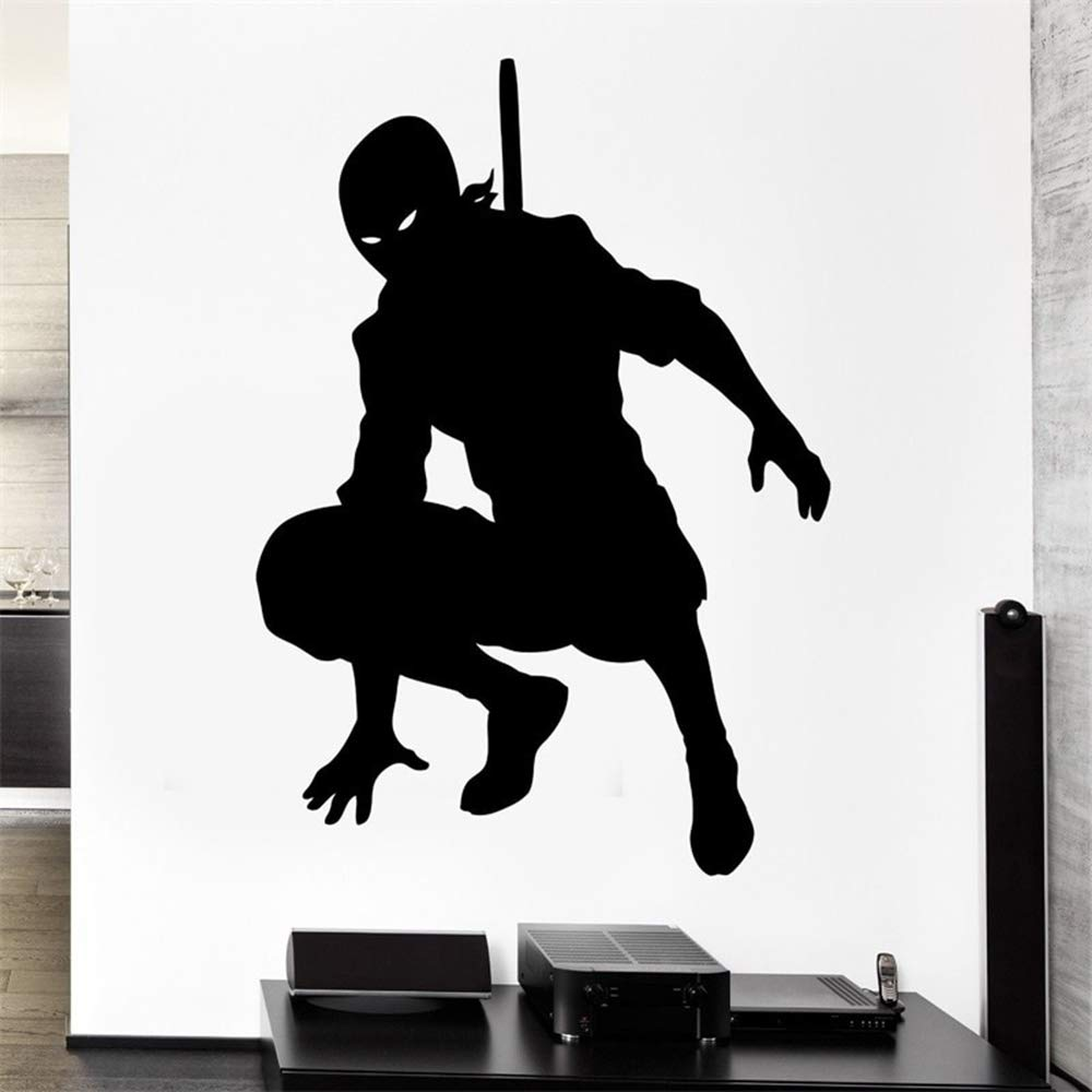 Amazon.com: Vinly Art Decal Words Quotes Wall Decal Japan ...