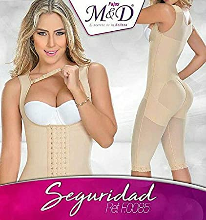 21692dfd5f Fajas Colombianas 4 Front Fastening Options MYD Fajas Colombianas  Reductoras Post Surgical Body Shaper Girdles Ref