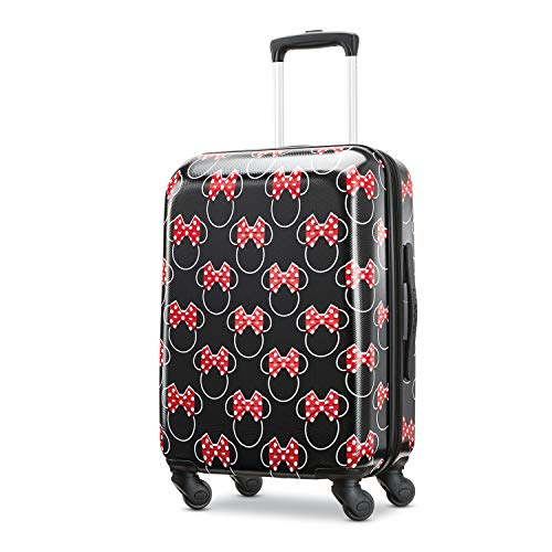 - American Tourister Kids' 21 Inch, Minnie Mouse Bow