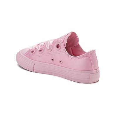 31b76127c51a2e Converse Chuck Taylor All Star Big Eyelets Lo Sneaker (6 M US Big Kid)