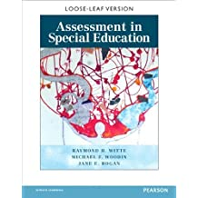 Assessment in Special Education by Raymond H. Witte (2014-01-01)