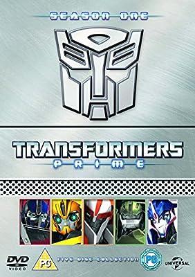 Transformers Prime - Season 1 Part 1-5 [DVD] [2010]