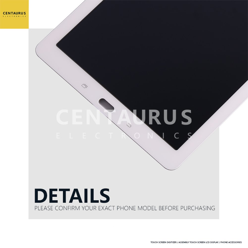 For Samsung Galaxy Tab A 10.1 SM-P580 SM-P580N LCD Display Touch Screen Assembly