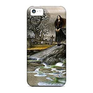 Iphone 5c Case Cover Her Special Place Case - Eco-friendly Packaging