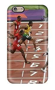 New QbRkKBF11026xgiYu Usain Bolt Running Tpu Cover Case For Iphone 6