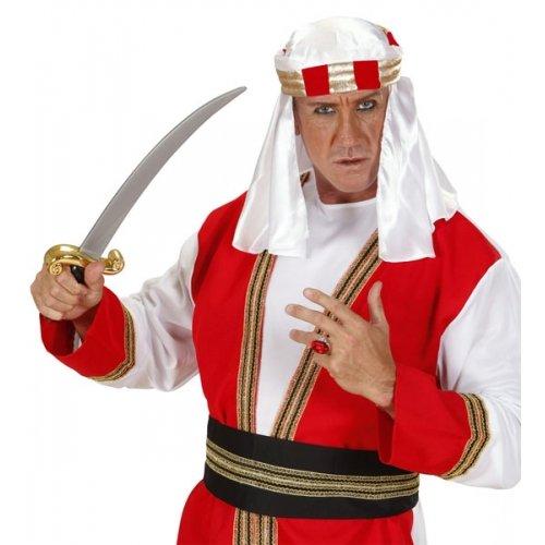 Arab Headpiece Animal Theme Hats Caps & Headwear For Fancy Dress Costumes]()