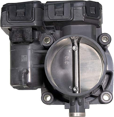 APDTY 4861661AB Throttle Body Assembly w/Actuator TPS IAC Idle Air Control Valve Fits Select 2007-12 Chrysler Dodge Jeep 3.7L 3.8L Engine (View Description For You Specific Model; Replaces - Valve Assembly Body Throttle