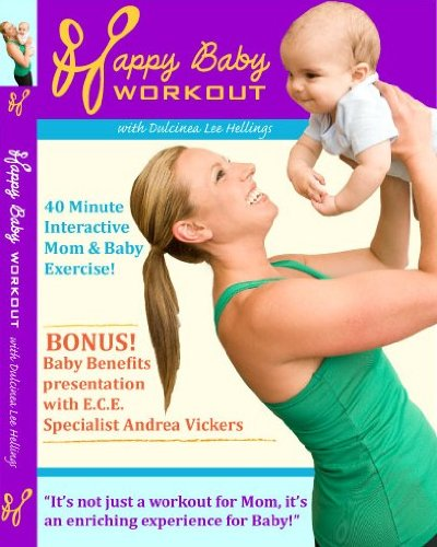 Happy Baby Workout - New Mom and Baby Fitness workout DVD (Mommy Mobile)