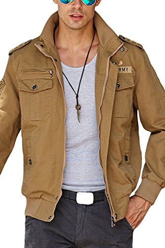 Classic Style Jacket - 6