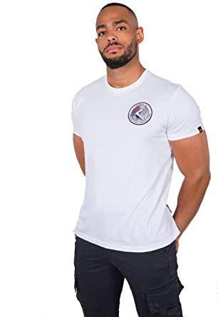 Alpha Industries Apoll 15 Camiseta: Amazon.es: Ropa y accesorios