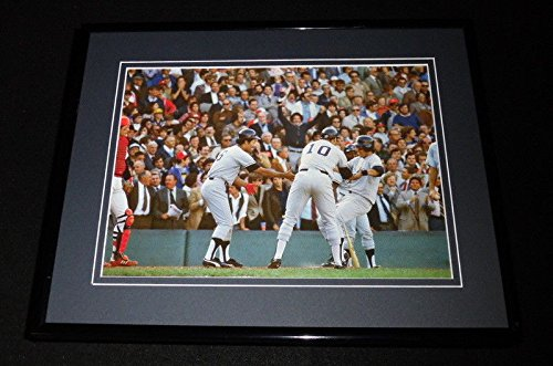 Bucky Dent Framed - Bucky Dent Yankees Framed 11x14 Photo Display 1978 HR