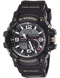 G-Shock Mudmaster Twin Sensor Mens' Sports Watch (Black)