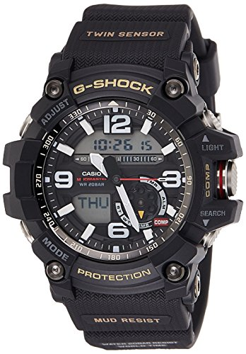 1000 Images About Tarot Art: Casio G-Shock Mudmaster Twin Sensor Mens' Sports Watch