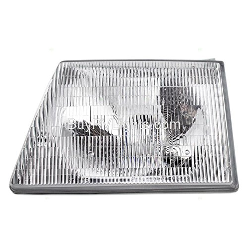 Fleetwood Pace Arrow 1997-2000 RV Motorhome Left (Driver) Replacement Front Headlight with ()