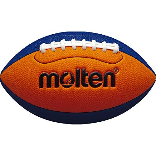 molten(몰 텐) 플랙 풋볼 미니 ORG+BL Q3C2500-OB