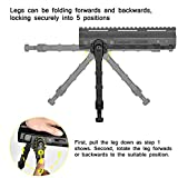 MidTen Tactical Bipod 7.5-9 Inches for