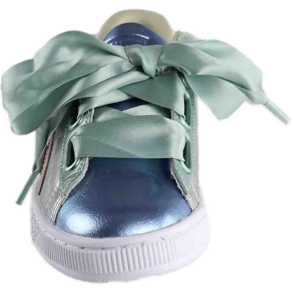 quality design 6c3b2 8cb37 PUMA Women's Basket Heart Bauble Sneakers Sneakers Sneakers ...