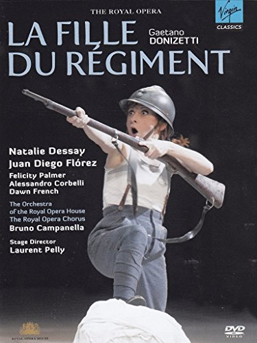 Gaetano Donizetti: La Fille du régiment