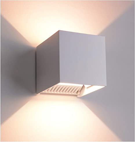 LED Exterior Wall Lamp, 4.7