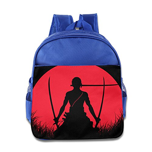 XJBD Custom Personalized Sunrise Eagle Forest Teenager School Bagpack For 1-6 Years Old RoyalBlue