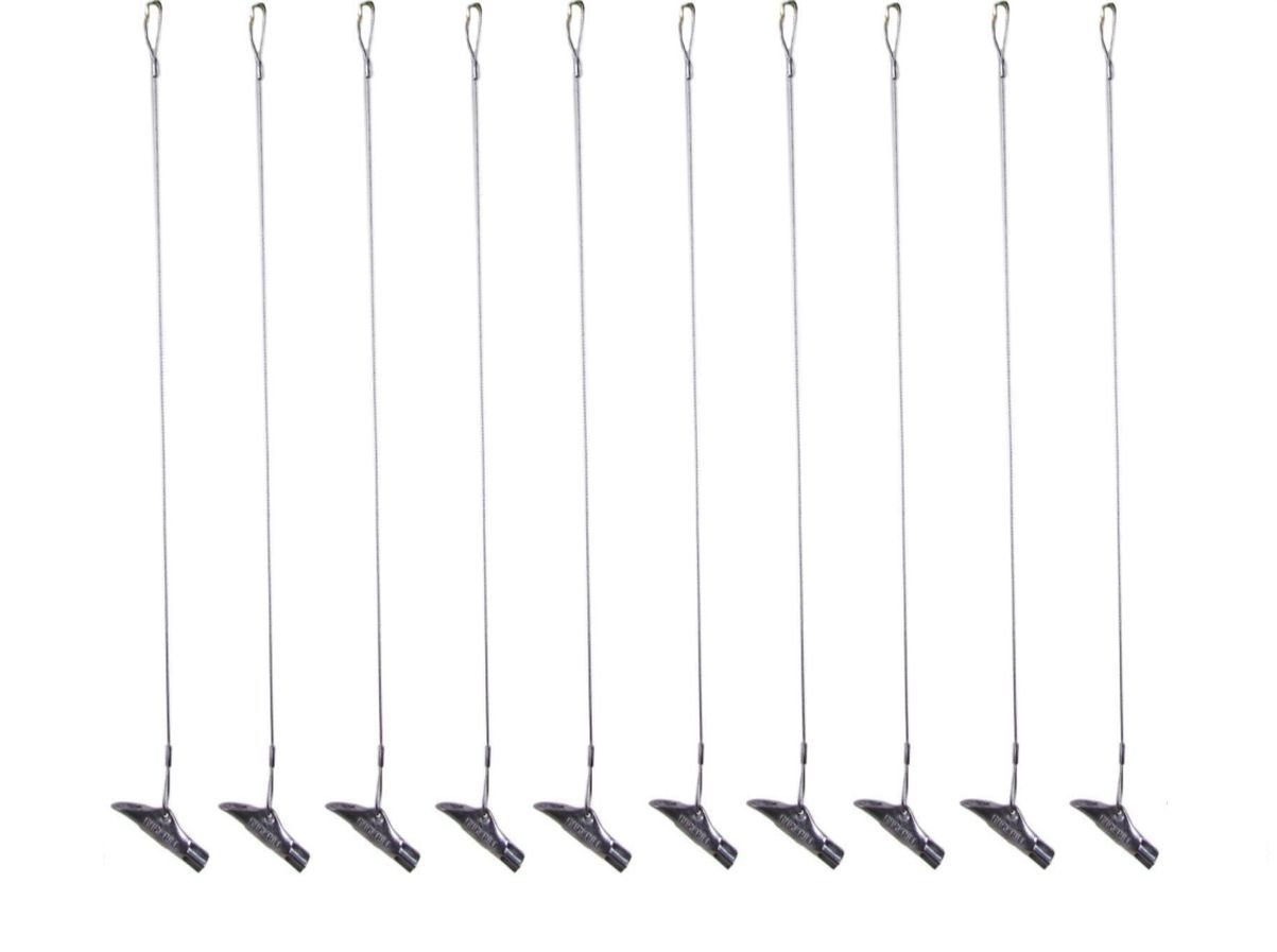 Pack of 10 - Duckbill 40-DB1 Earth Anchor - Small
